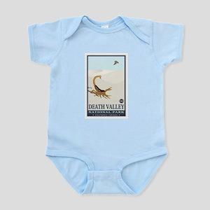 National Parks - Death Valley 2 Infant Bodysuit