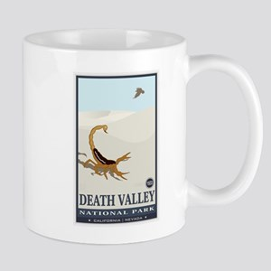 National Parks - Death Valley 2 Mug