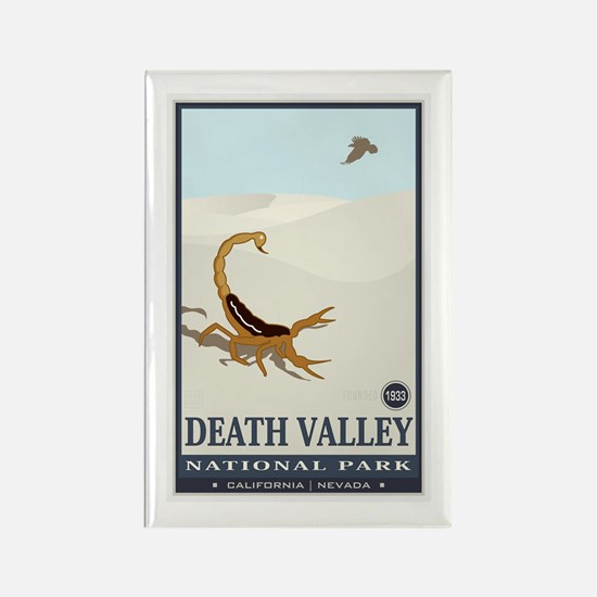 National Parks - Death Valley 2 Rectangle Magnet (