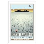National Parks - Death Valley 3 Large Poster