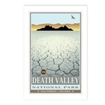 National Parks - Death Valley 3 Postcards (Package