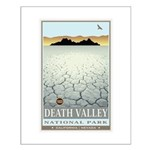 National Parks - Death Valley 3 Small Poster