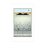 National Parks - Death Valley 3 Sticker (Rectangle