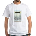 National Parks - Death Valley 3 White T-Shirt