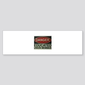 Danger! Sticker (Bumper)