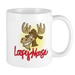 Loopy Moose Mug