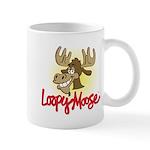 Loopy Moose Mug