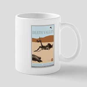 National Parks - Death Valley 4 Mug