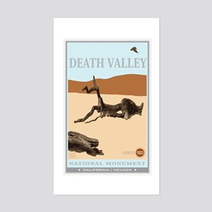 National Parks - Death Valley 4 Sticker (Rectangle