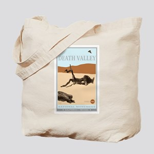 National Parks - Death Valley 4 Tote Bag