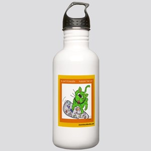 El Gatito Budin - Puddin the Stainless Water Bottl