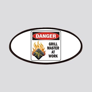 Grill Master Patches