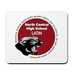 Panther Latin Mousepad