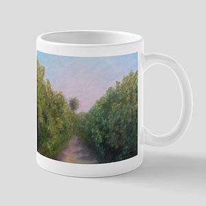 FLORIDA ORANGE GROVE Mug