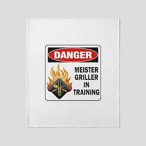 Meister Griller Throw Blanket