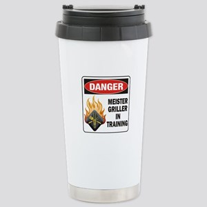 Meister Griller Stainless Steel Travel Mug