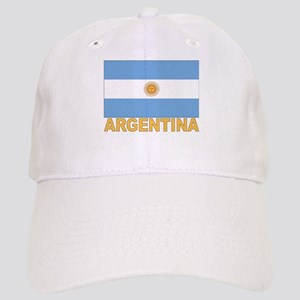 Argentina Flag Cap