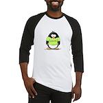 Geek penguin Baseball Jersey