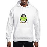 Geek penguin Hooded Sweatshirt