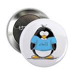 Chill penguin Button
