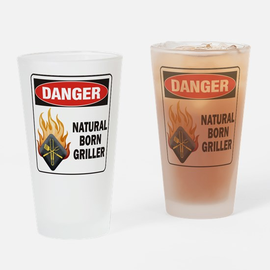 Natural Drinking Glass