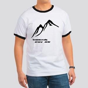 Mountains Calling Ringer T