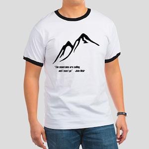 Mountains Calling Ringer T