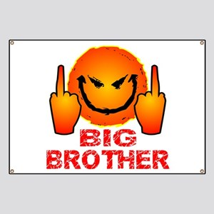 Eff Off Big Brother Banner