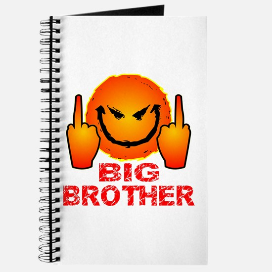 Eff Off Big Brother Journal