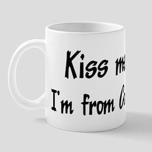 Kiss Me: Concord Mug