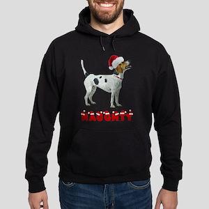 Naughty Foxhound Hoodie (dark)