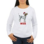 Nice Foxhound Women's Long Sleeve T-Shirt