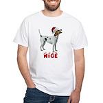 Nice Foxhound White T-Shirt
