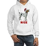 Nice Foxhound Hooded Sweatshirt