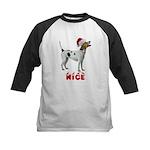 Nice Foxhound Kids Baseball Jersey