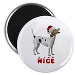 Nice Foxhound Magnet
