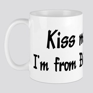 Kiss Me: Billings Mug