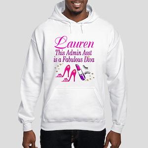 TOP ADMIN ASST Hooded Sweatshirt