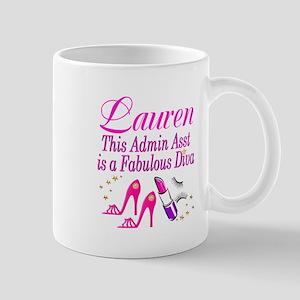 TOP ADMIN ASST 11 oz Ceramic Mug