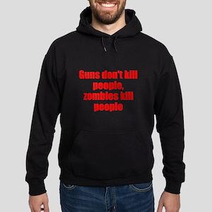 Funny Zombies Hoodie (dark)