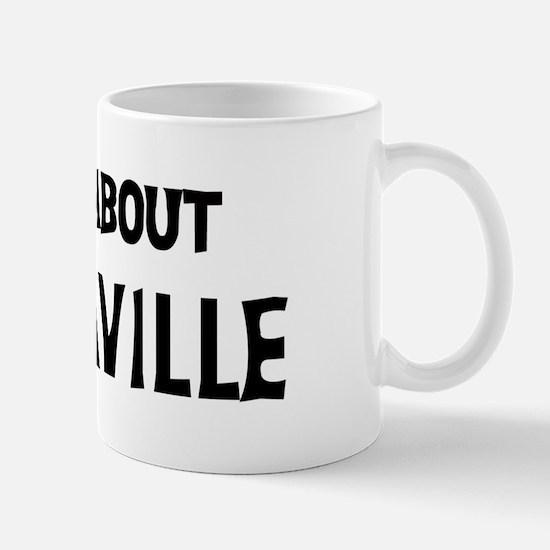 All about Brazzaville Mug