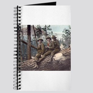 Girl Scout Camp Journal