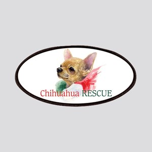 Chihuahua RESCUE Patches