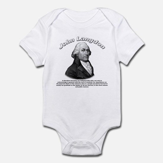 John Langdon 01 Infant Creeper