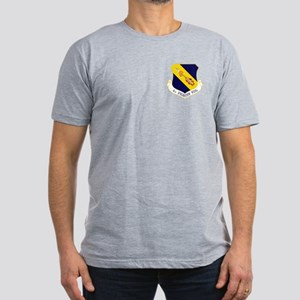 4th Fighter Wing Men's Fitted T-Shirt (dark)
