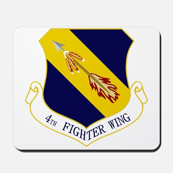 4th Fighter Wing Mousepad