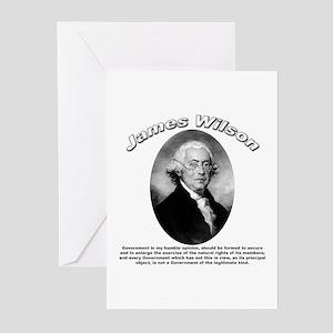 James Wilson 01 Greeting Cards (Pk of 10)