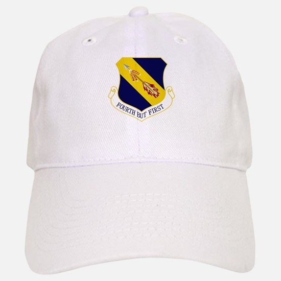 4th Fighter Wing Baseball Baseball Cap