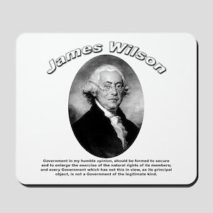 James Wilson 01 Mousepad