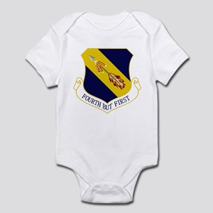 4th Fighter Wing Infant Bodysuit